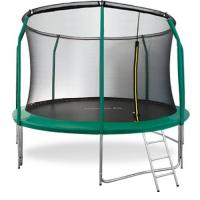 Батут Oxygen Fitness Premium 10 ft inside (Dark green)_0