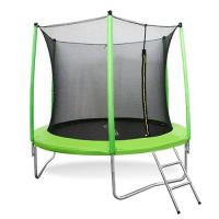 Батут Oxygen Fitness Standard 8 ft inside (Light green)