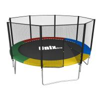 Батут UNIX line Simple 12 ft Color (outside)_0